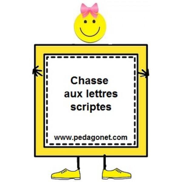 Chasse aux lettres