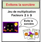 Halloween et la multiplication